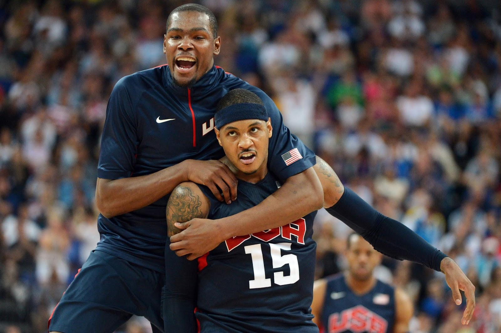 TEAM USA BASKETBALL 2016 RIO OLYMPICS 6