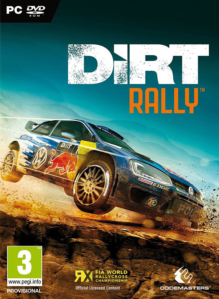 DiRT Rally ESPAÑOL PC