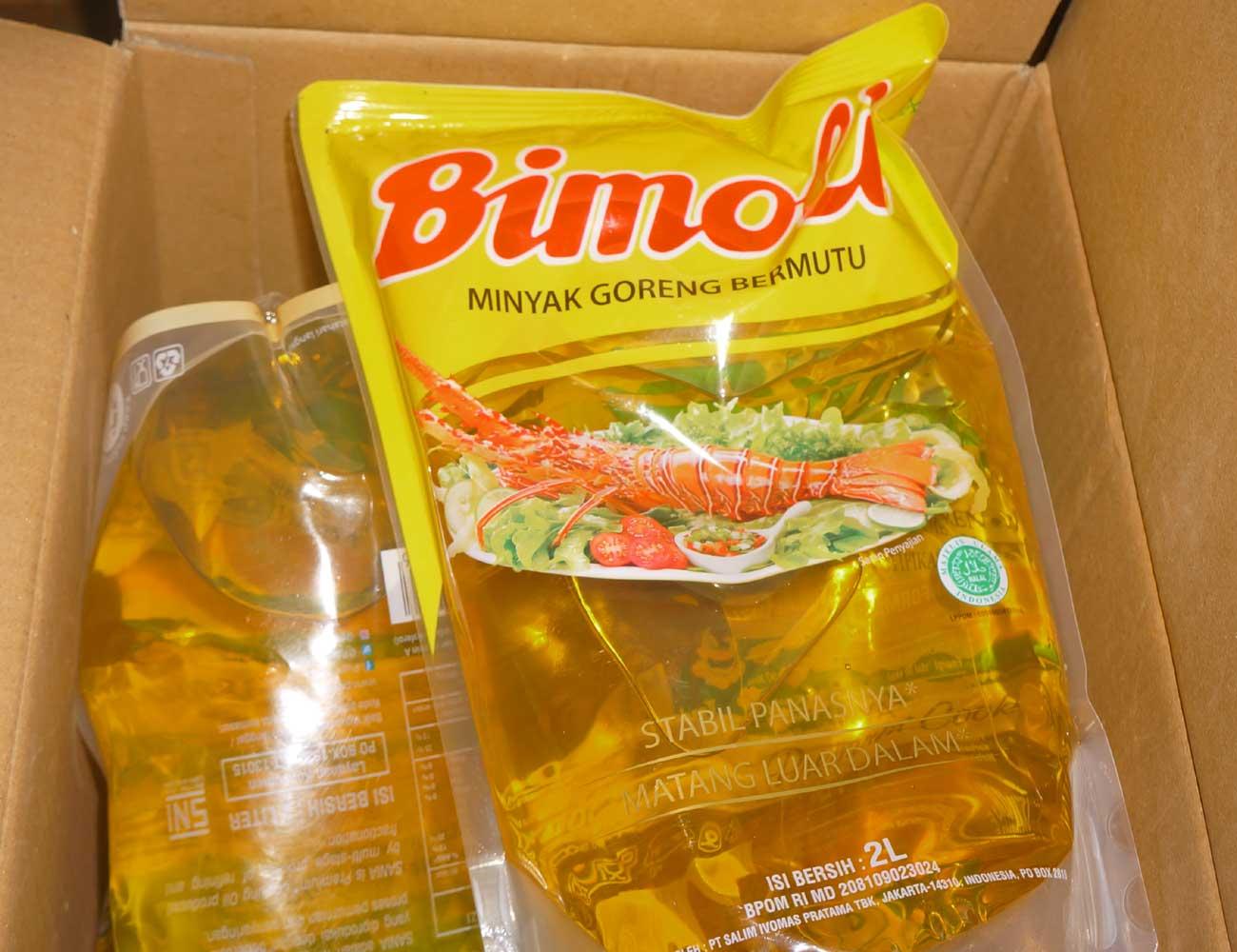 Harga Jual Minyak Goreng Bimoli Special 2 1 Dus Liter Refill Pouch