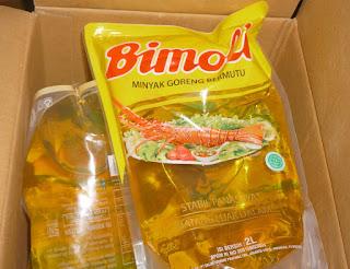 Harga Minyak Goreng Bimoli Refill Pouch 2 Liter
