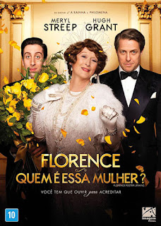 Florence: Quem é Essa Mulher? - BDRip Dual Áudio