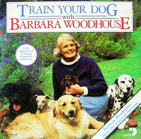 Barbara Woodhouse Dog Trainer