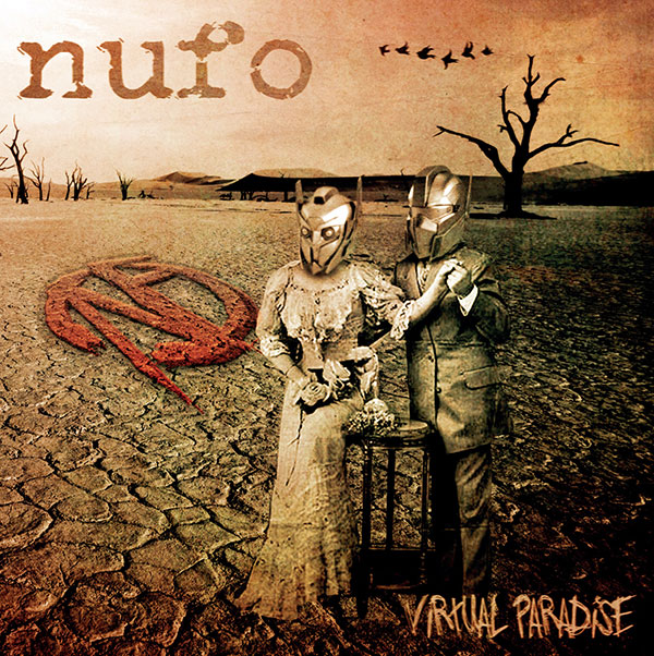 NUFO - Virtual Paradise (2016)
