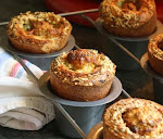 Parmesan, Herb, & Garlic Popovers . . .