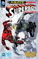 Os Novos 52! Superboy #9