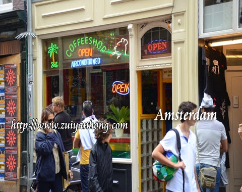 Amsterdam Coffee Shop