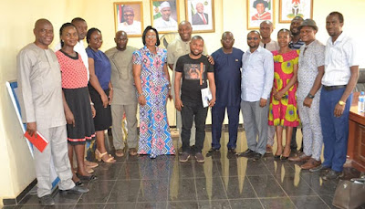 2nd Batch of FUNAI Staff on French Scholarship Leaves for France