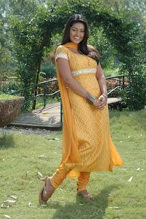 Beautiful Dress - Actress Sneha 2