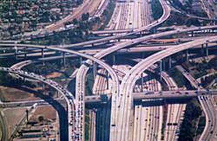 5 Jalan Raya Paling Rumit di Dunia
