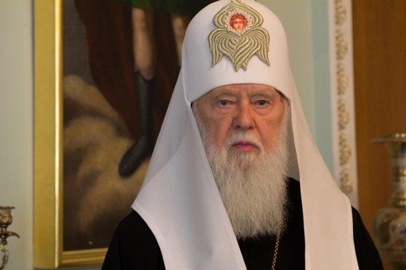 Україна має отримати томос про автокефалію православної церкви у липні - Філарет