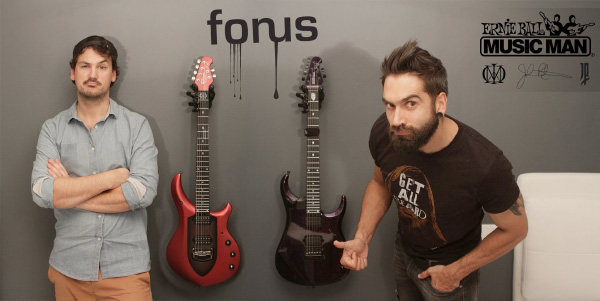 """Forus release guitar playthrough for """"If All Else Fails"""""""