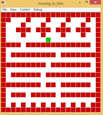 Tutorial Membuat game dengan Algoritma A*star