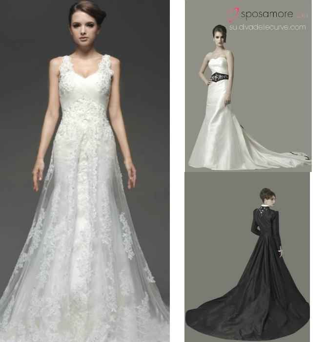 4fa6c17b48f7 acquistare abiti plus size online su sposamore