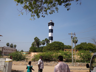 Pulicat Beach - Light House - Image #2