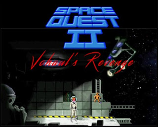 Remake Space Quest II - Infamous Adventures
