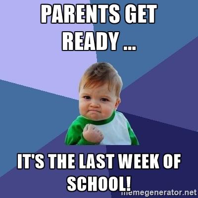 Peotone PTO: Last Week of School