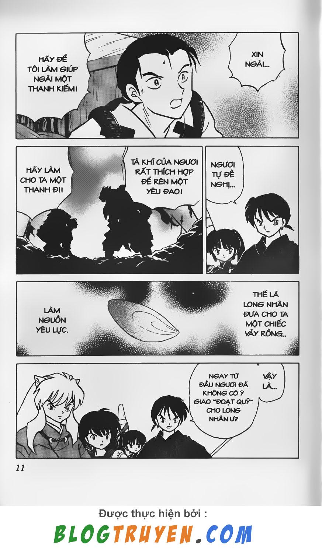 Inuyasha vol 40.1 trang 9