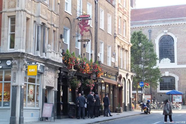 Britain-pub ロンドンのパブ
