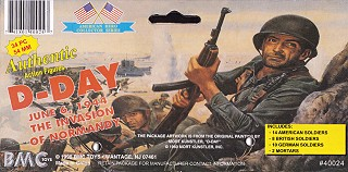 BMC Toys D-Day Bagged Set