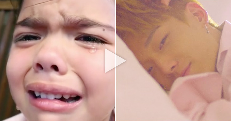 K-pop star, Bobby of iKON surprises Scarlett of #TeamKramer