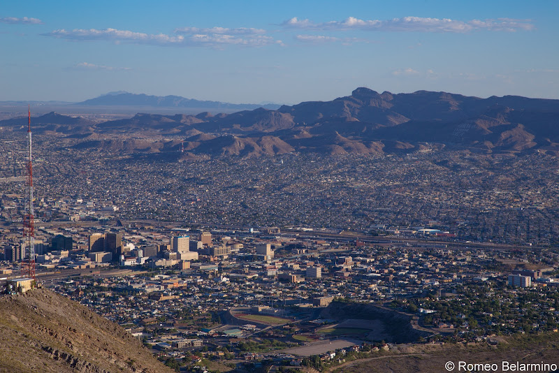 Wyler Aerial Tramway View El Paso Things to Do Texas Weekend Getaway