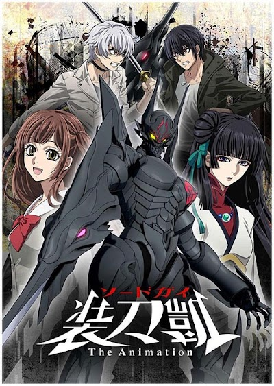 Sword Gai The Animation (S2) Subtitle Indonesia Batch