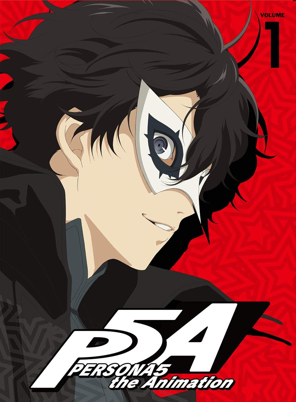 PERSONA5 the Animation[BD01] OPENING & ENDING THEME DISC
