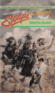 Tenopia Island by Edward Packard PDF Book Download