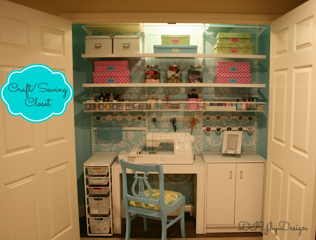 Five Friday Favorites: sewing room inspiration