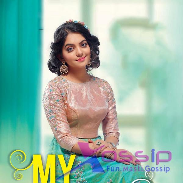 Ahaana Krishna latest photos from magazines