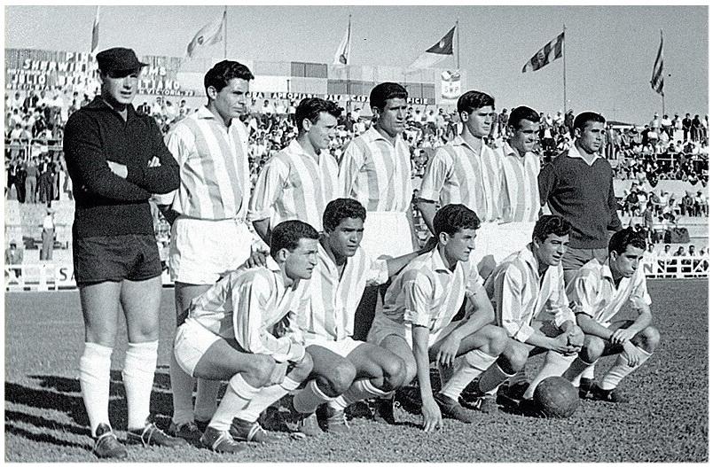 Equipos de f tbol real valladolid en la temporada 1960 61 - Fotos del real valladolid ...