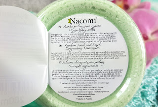 NACOMI - Scrub & Wash Rainbow Anguria