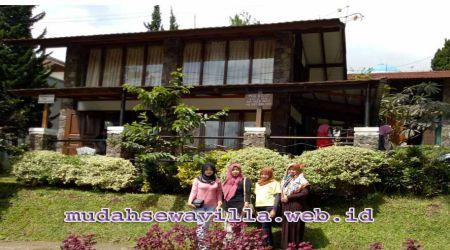 Berbagai Rekomendasi Villa Untuk 15 Orang Di Lembang