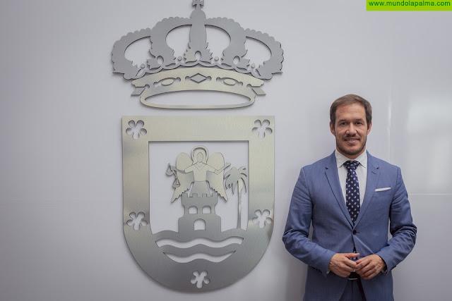 Mariano H. Zapata destaca que el Cabildo ya ha aprobado bases para ayudas a la dinamización de la economía insular por más de 7 millones de euros
