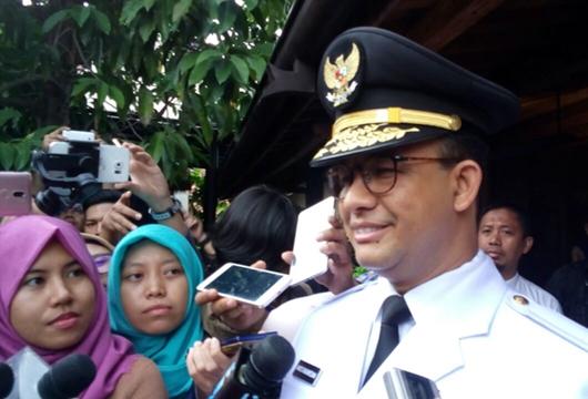 Marak Premanisme di Jakarta, Anies Akui Tak Bisa Berbuat Banyak