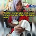 Bayi Usia 5 Bulan Derita Tiada Tempurung Kepala,Semoga Dipermudahkan Wahai Anak Kecil