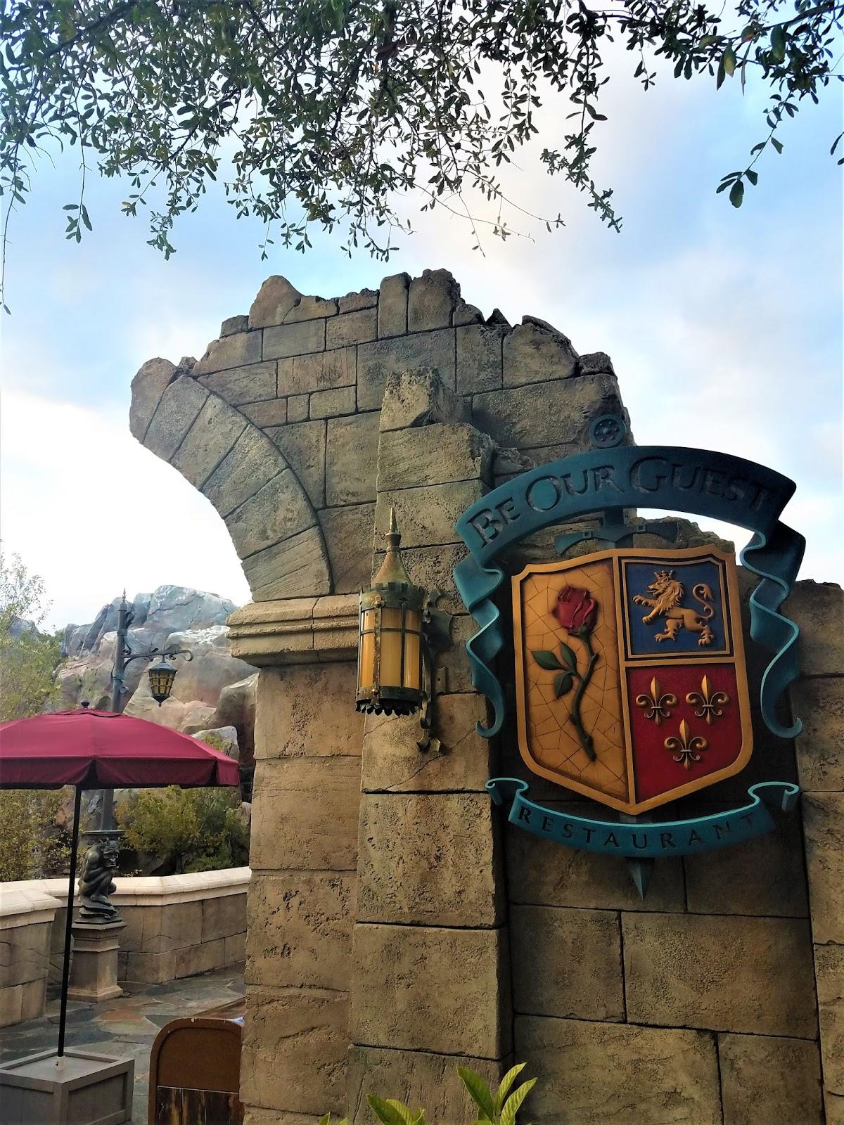 magic kingdom birthday disney be our guest