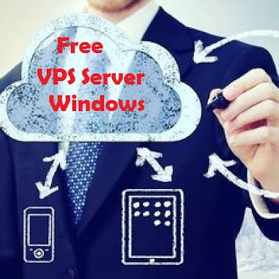 Free VPS Server Windows