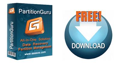 Free Eassos PartitionGuru Pro 4.9.1