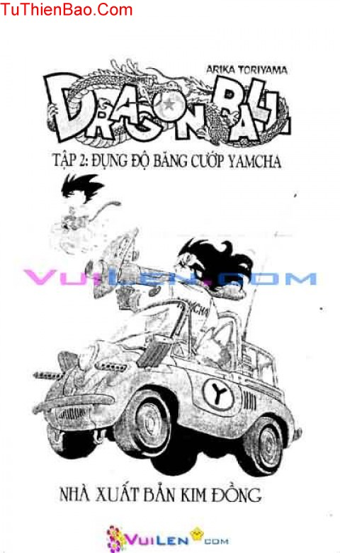 Dragon Ball - Bảy Viên Ngọc Rồng Tập 2 - ๑๑۩۞۩๑๑...TuThienBao.Com...๑๑۩۞۩๑๑