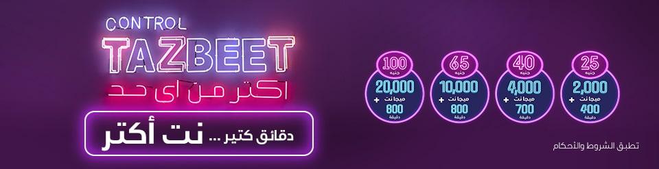 نظام الكنترول تظبيط ( المصرية للإتصالات أنظمة الموبايل من وي )