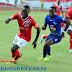 SIMBA NA MBAO FC KATIKA PICHA JANA TAIFA
