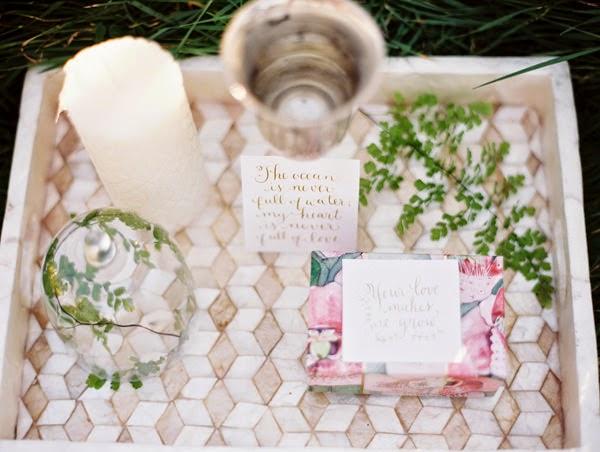 Una boda de aires naturales con mucho estilo