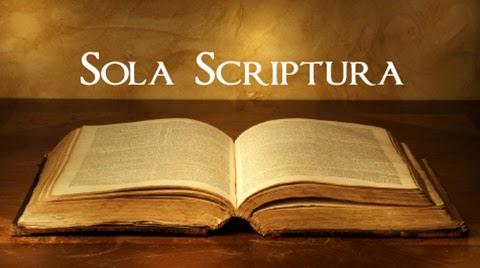 Resultado de imagem para sola scriptura