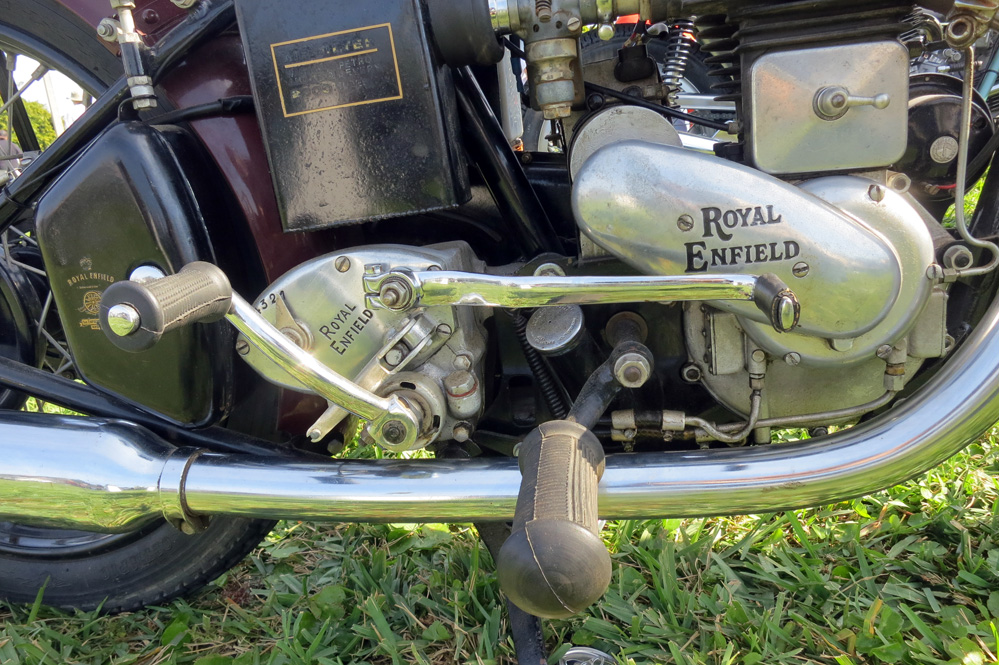 1939 Royal Enfield.