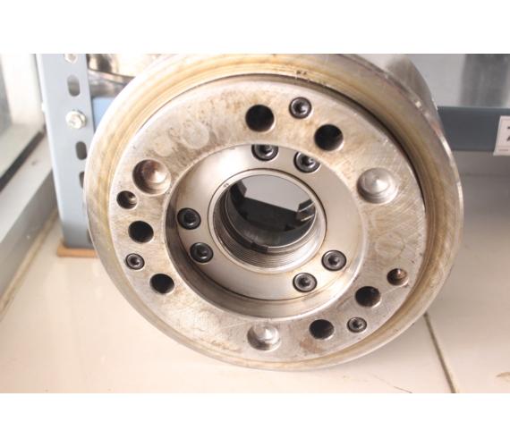 "KITAGAWA B-208 8"" Hydraulic Chuck CNC Lathe | 3 Jaw Chuck Spindle | Chuck 8 Inch"