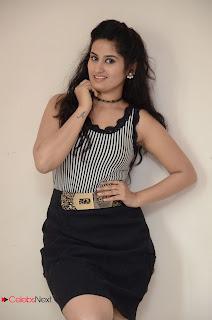Actress Ankitha Stills in Short Dress at Kali Movie Audio Launch  0012.JPG