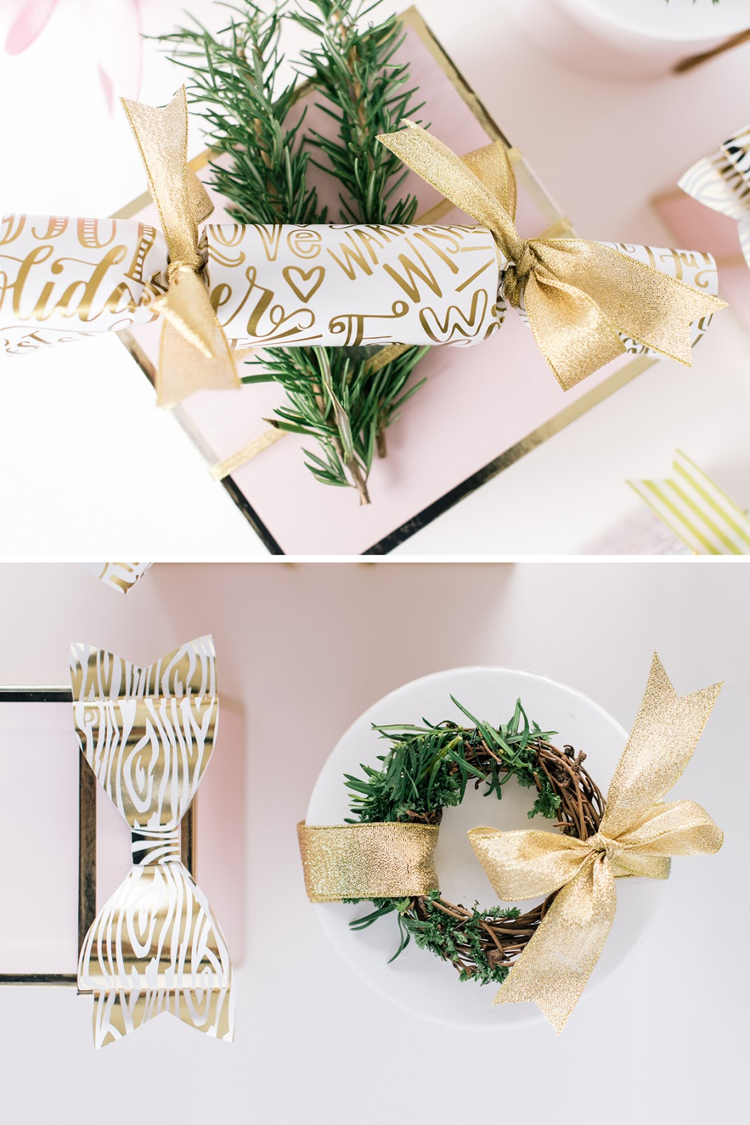 gift wrapping inspiration from Creative Bag