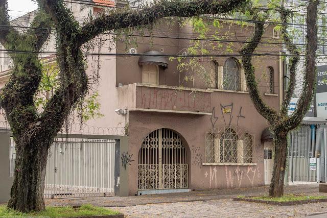 Casa na Avenida Presidente Getúlio Vargas.