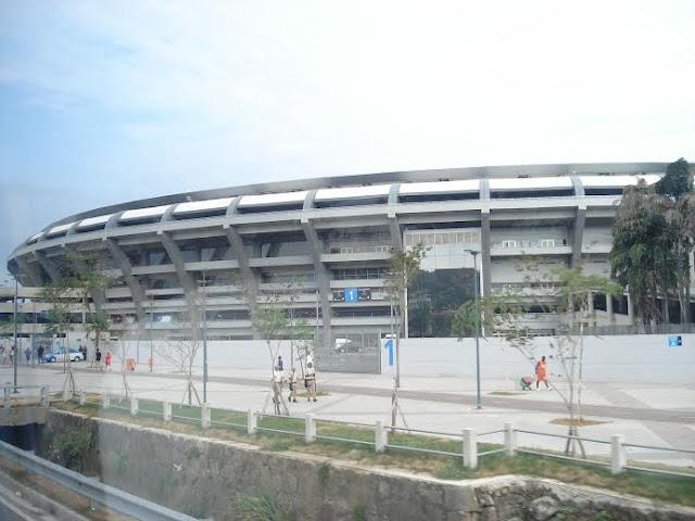 Maracana stadı,Rio de Janeiro